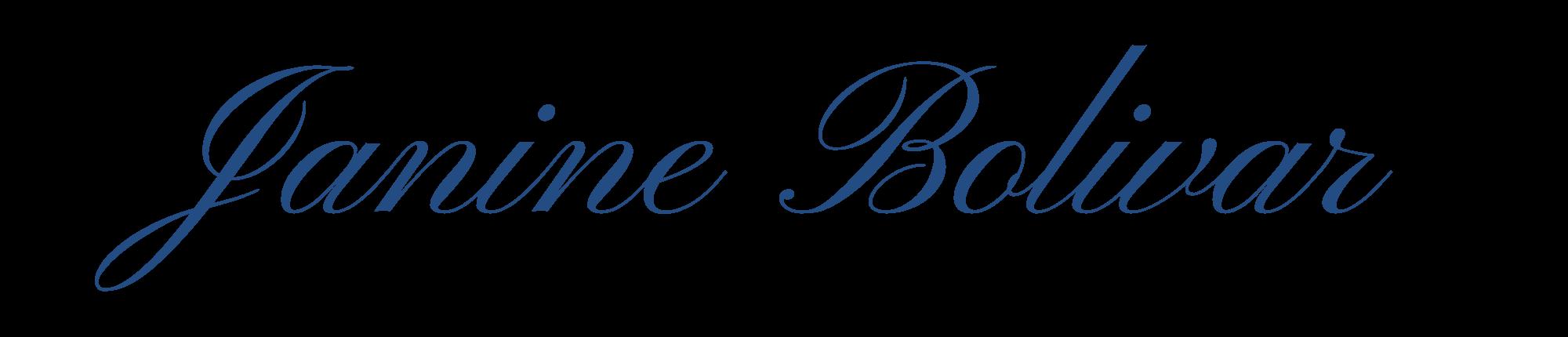 Janine Bolivar - Logo (9)